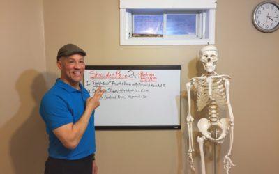 Fix the cause of your shoulder pain- Part 2